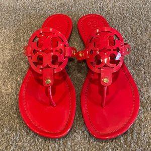 Tory Burch Miller sandals sz 10